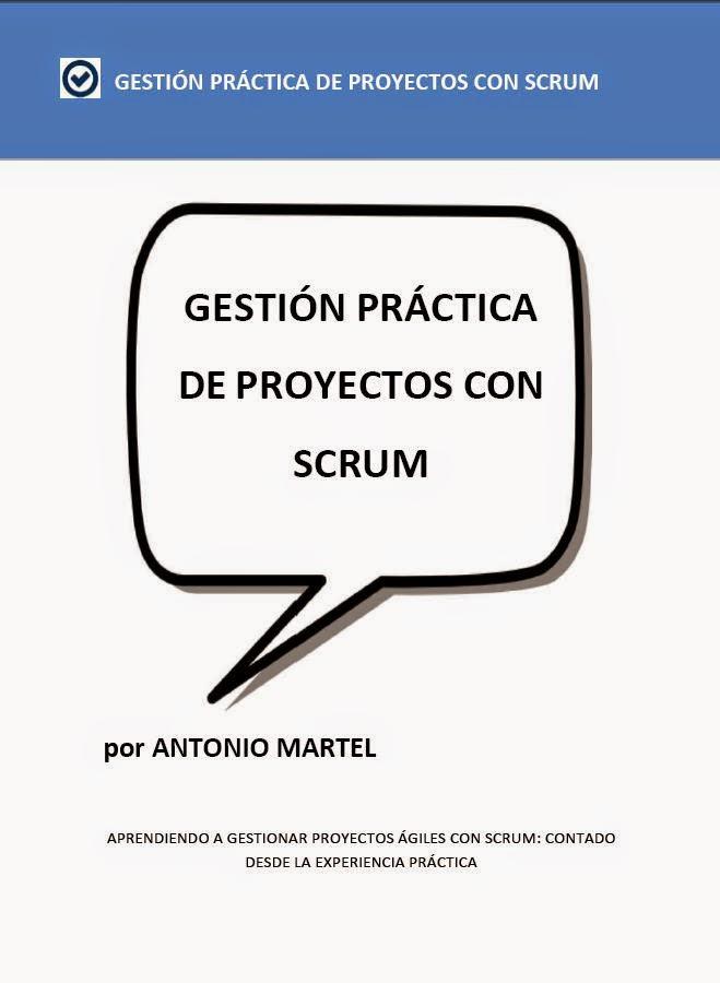 Libro Gestión práctica de proyectos con Scrum