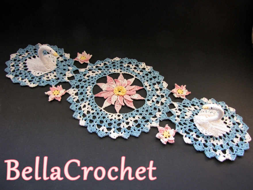 Free Crochet Doily Patterns Australia Dancox For