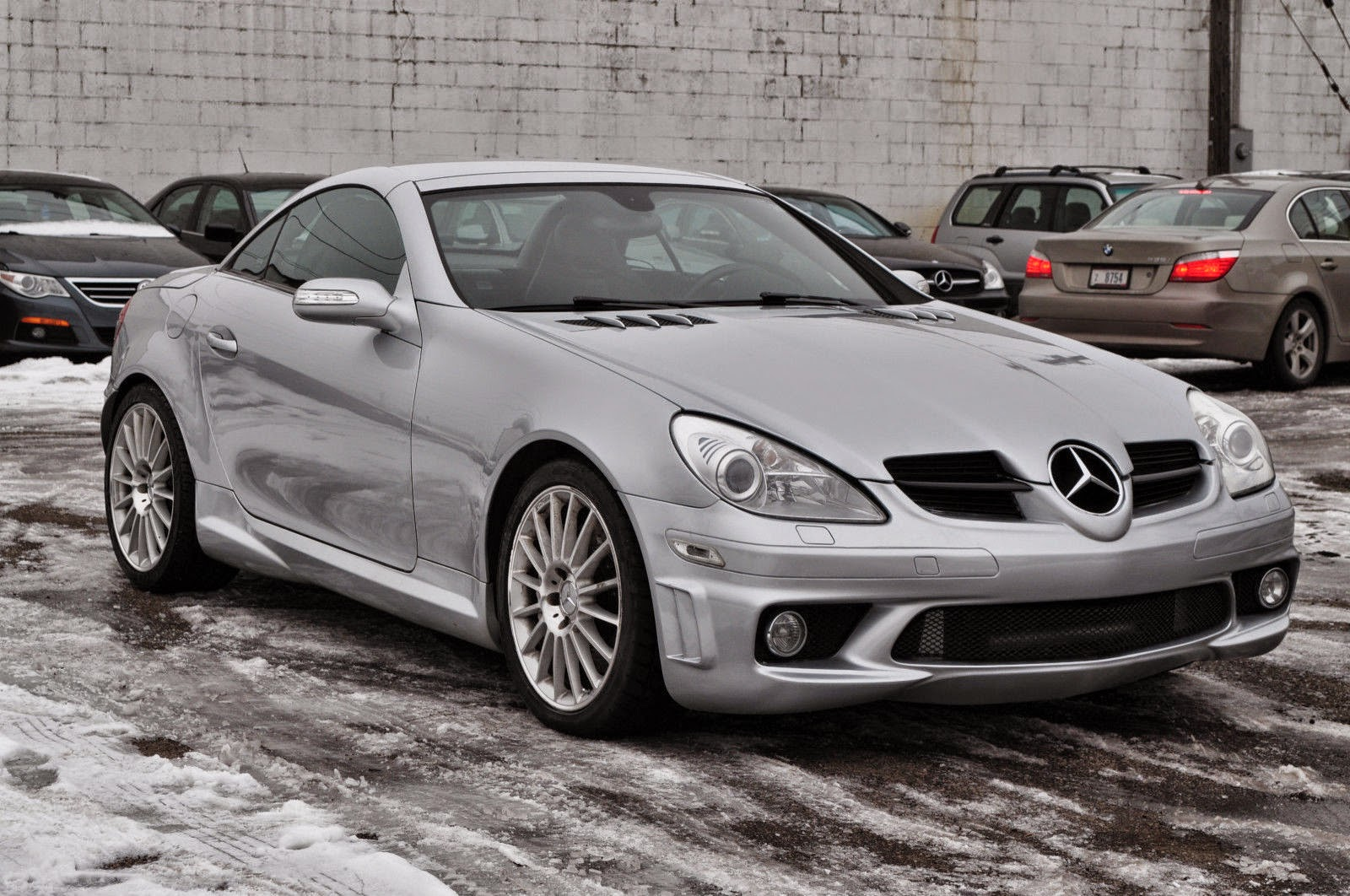 Mercedes benz r171 slk55 amg benztuning for Mercedes benz slk 55