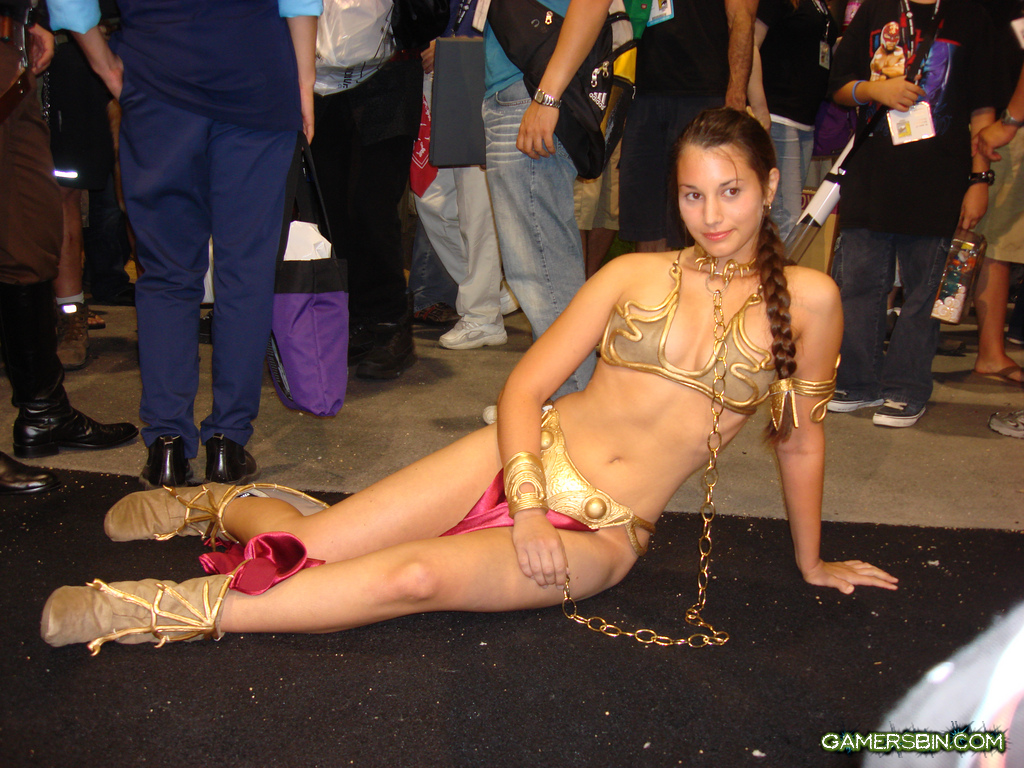 Amateur slave leia star wars cosplay blowjob amp cim 7