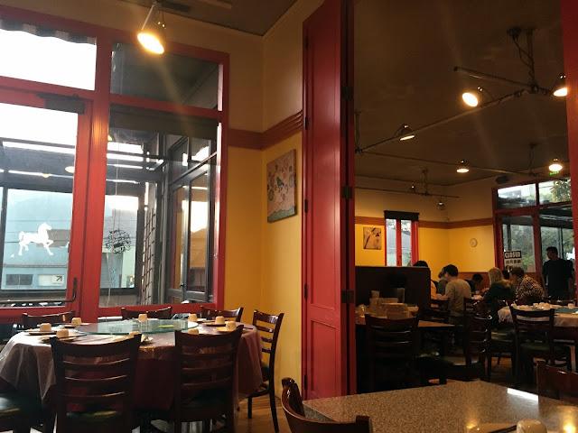 Chengdu Style Restaurant Berkeley