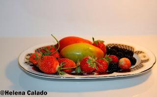frutos da horta