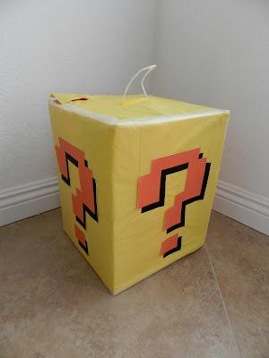 Super Mario Brothers Pinata