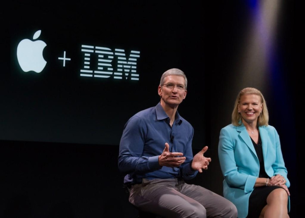 The Apple-IBM Parthnership