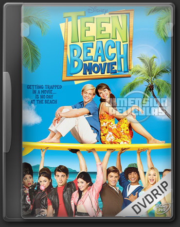 Teen Beach Movie (DVDRip Ingles Subtitulada) (2013)