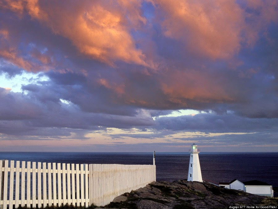 Cape Spear, Newfoundland and Labrador