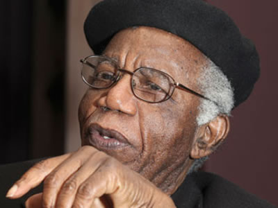 CHINUA ACHEBE'S BURIAL DATE - MAY 23, 2013.
