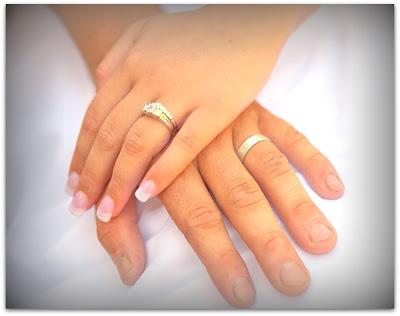 Свадебное фото: счастливы вместе