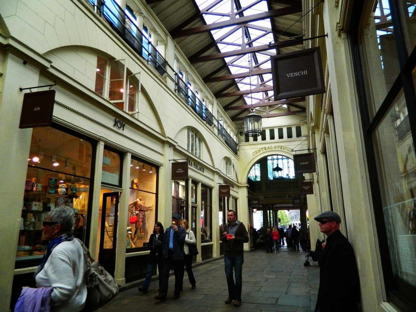 covent  garden pretty shops architecture ceiling floor wooden beams windows people
