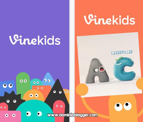 Videos divertidos para chicos con Vine Kids