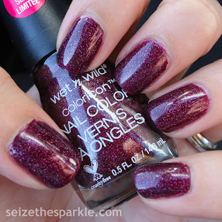 Wet n Wild Color Icon Holiday Spirits and Wine