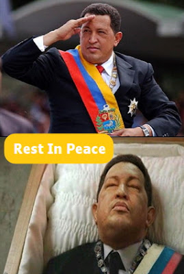 hugo chavez body