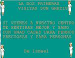 Tarjeta de Ismael