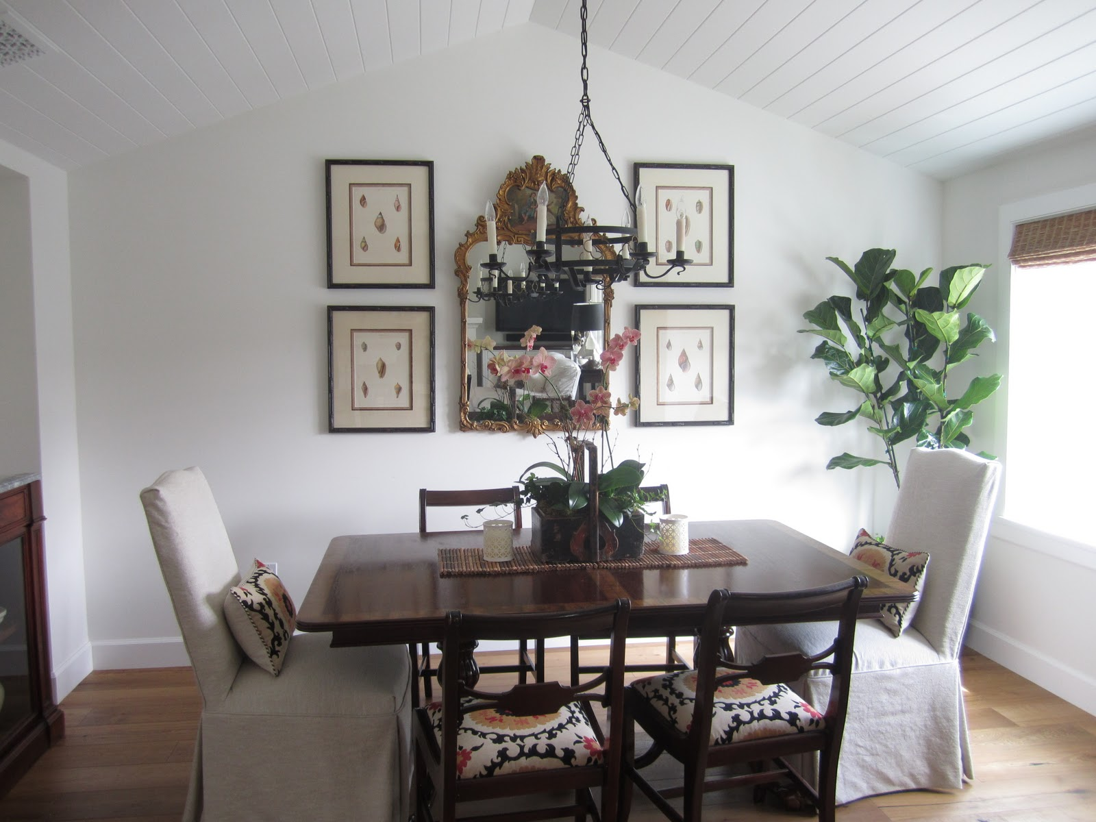 from Gardners 2 Bergers: ✥ Reader Feature: Beach Cottage Dining ...