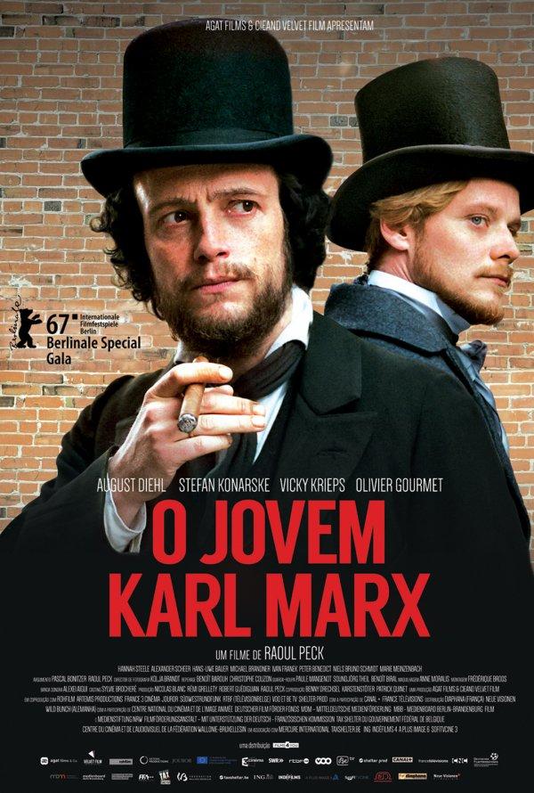 O Jovem Karl Marx 2017 Legendado