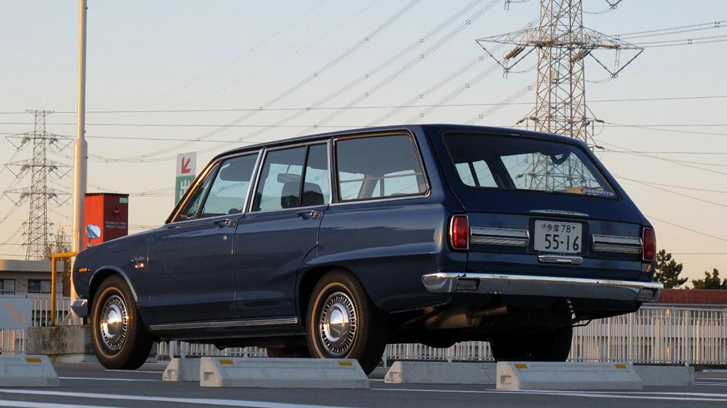 Nissan Skyline kombi