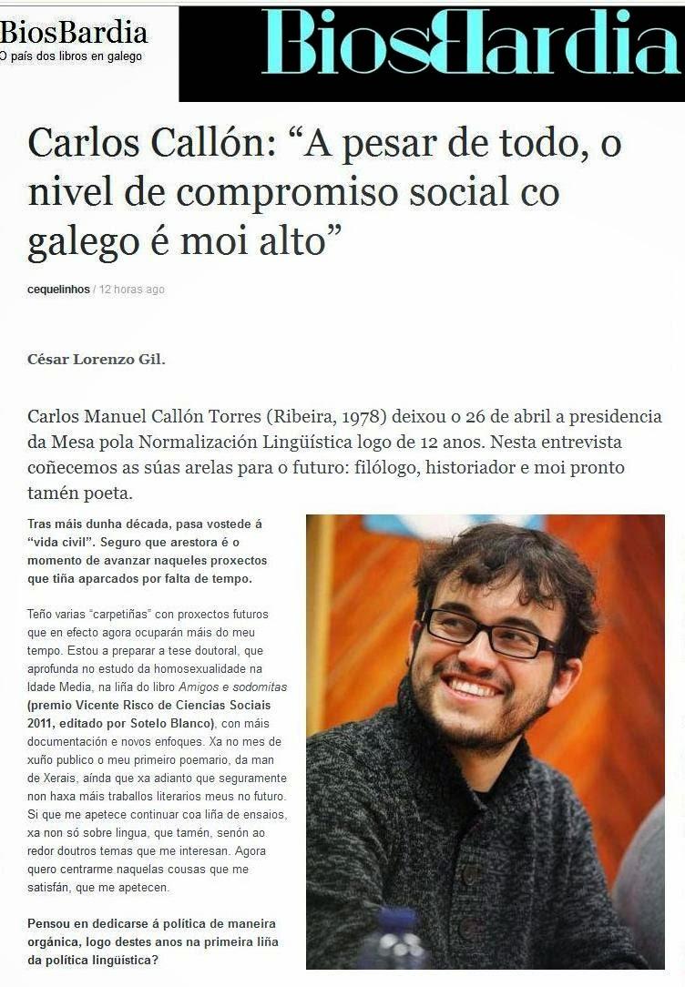 http://biosbardia.wordpress.com/2014/04/28/carlos-callon-a-pesar-de-todo-o-nivel-de-compromiso-social-co-galego-e-moi-alto/