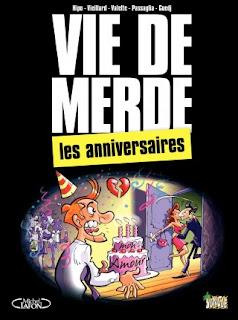 [7BD] VDM - Vie De Merde - Les anniversaires