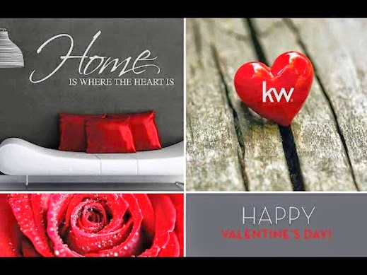 Keller Williams Realty, Happy Valentine's Day