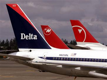 Delta Air Lines Northwest Airlines