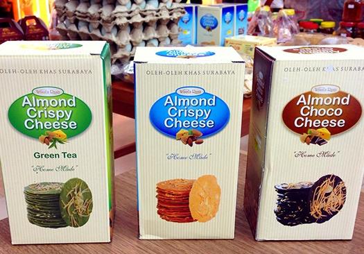 Almond Crispy Surabaya