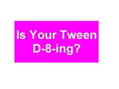 tweens dating
