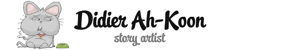 Didier Ah-Koon // story artist