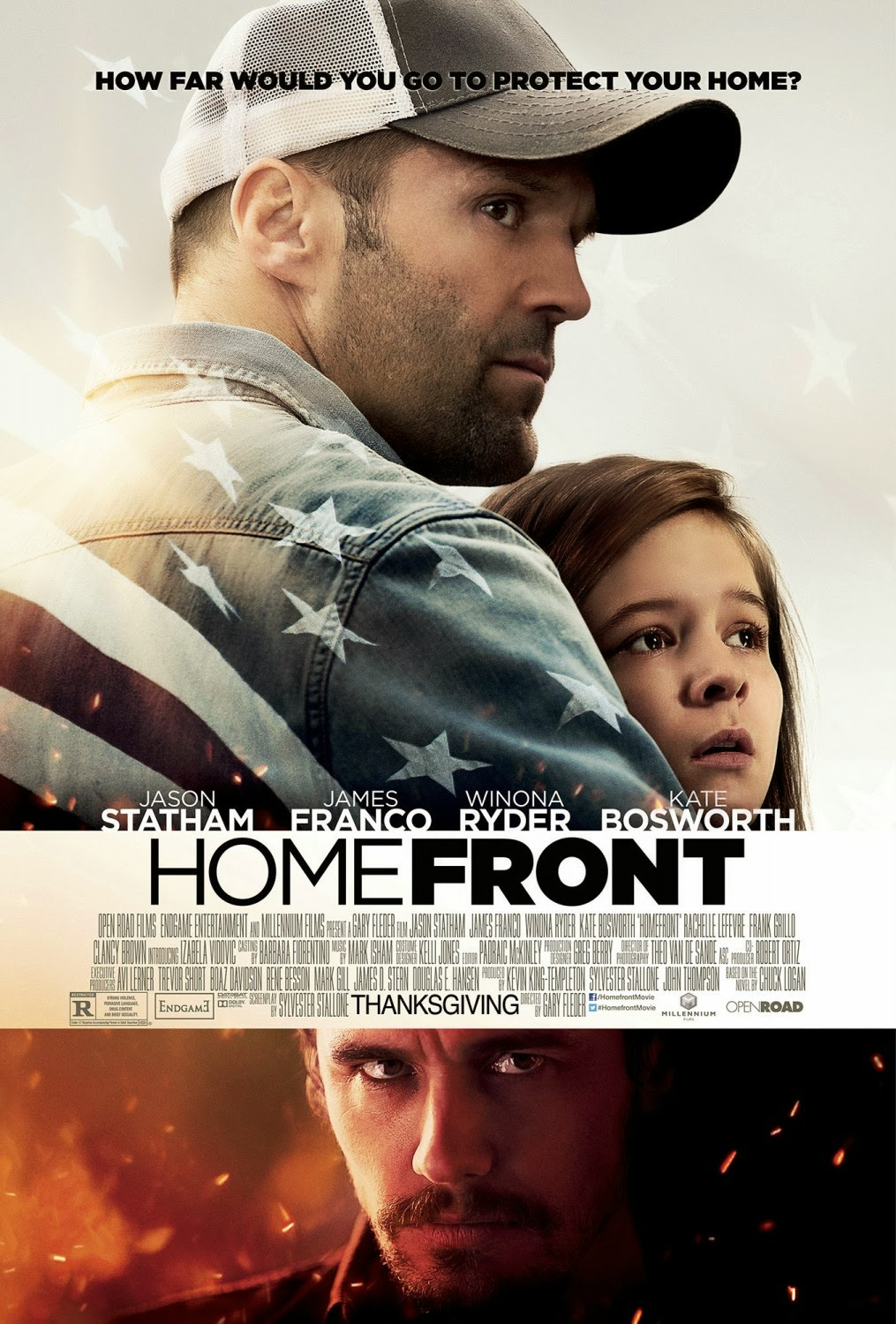 movie review  homefront