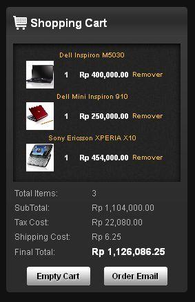 cửa hàng trực tuyến blogger