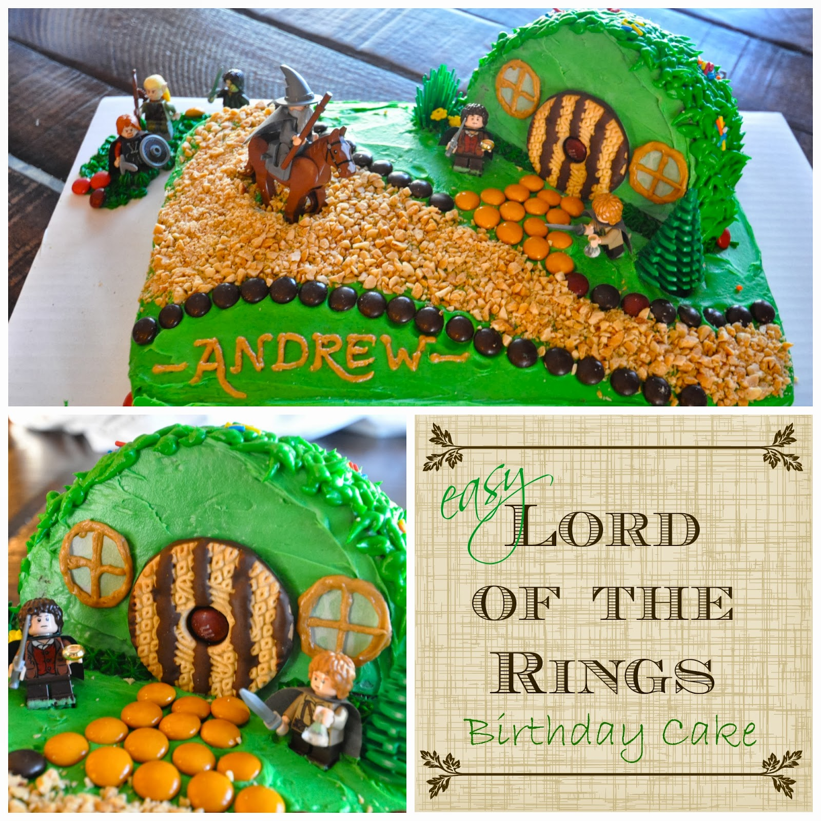 Lord Of The Rings Themed Presents