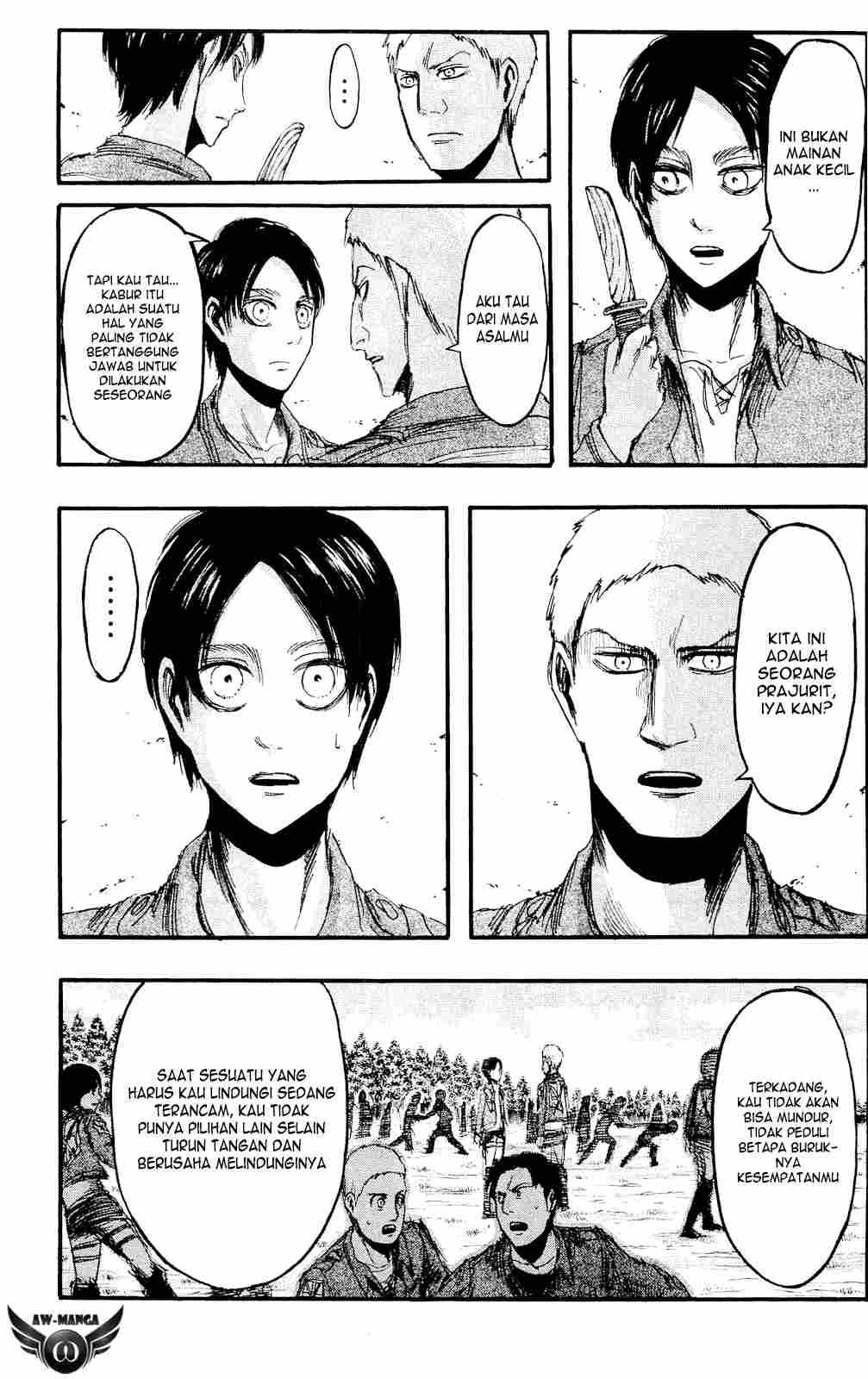 Komik shingeki no kyojin 017 - ilusi dari kekuatan 18 Indonesia shingeki no kyojin 017 - ilusi dari kekuatan Terbaru 7|Baca Manga Komik Indonesia|