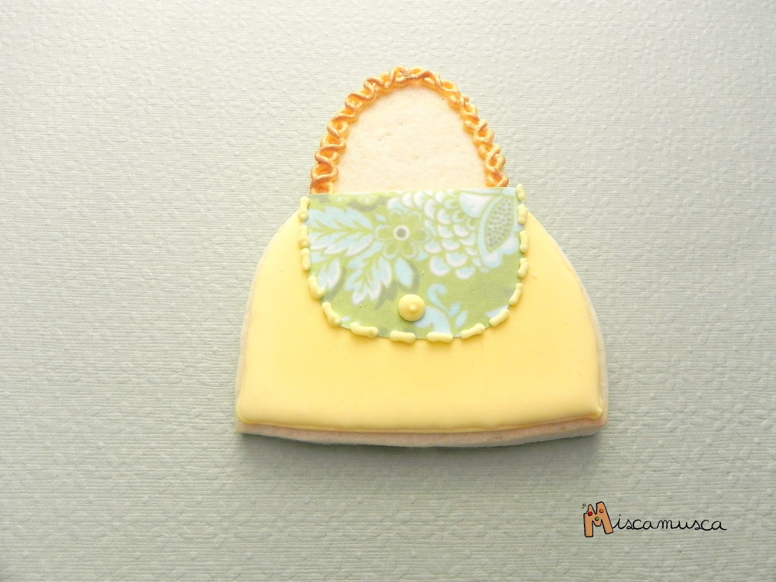 Galleta bolso moda