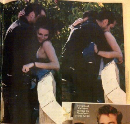 Kristen Stewart Cheated