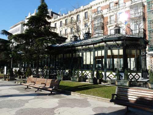 Creador de viajes terrazas de oto o en madrid - Terrazas romanticas madrid ...