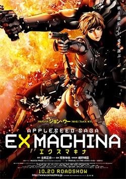 Sự Nổi Dậy Của Người Máy - Appleseed Saga: Ex Machina (2007) Poster