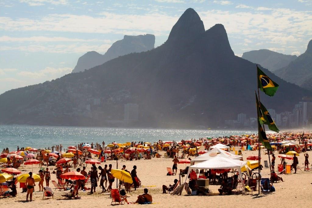 praias brasileiras paquerar ipanema