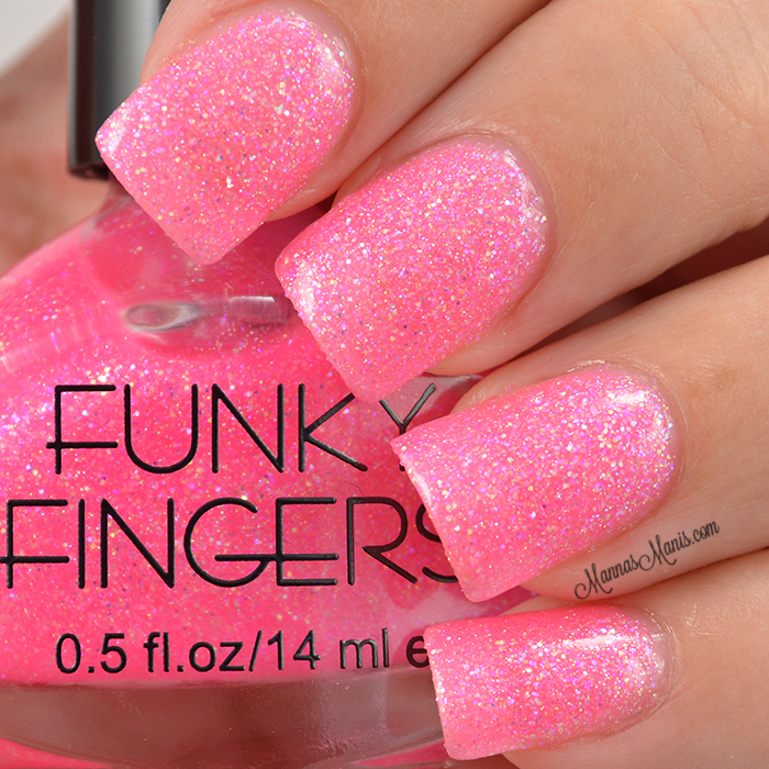My First Funky Fingers Mannas Manis