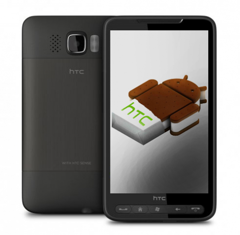 HTC HD2 Android 4.0