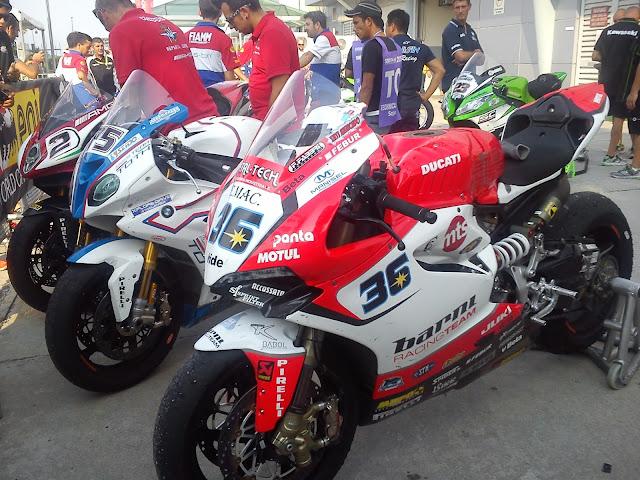 Malaysian WorldSBK 2015