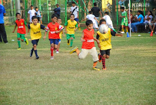 Salgaocar FC organize Grassroots Festival