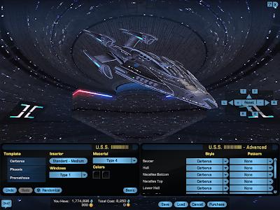 Star Trek Online - Starship Customization