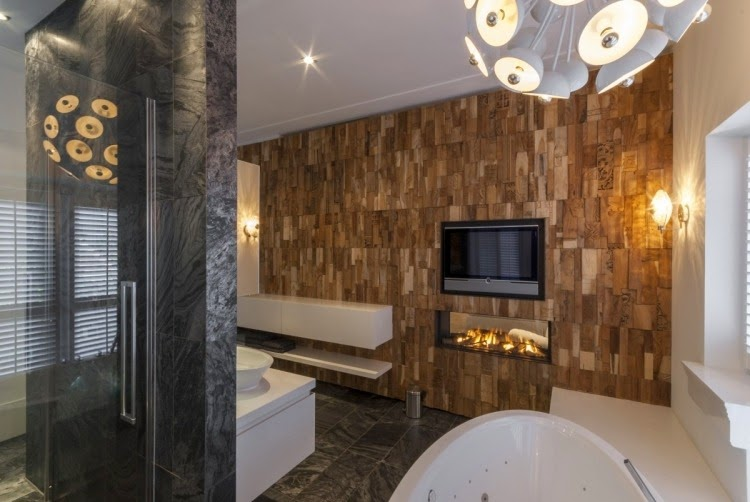 15 Exclusive Wooden Wall Panels And 3D Wall Paneling - Home And - Decorative Wood Wall Panels WB Designs