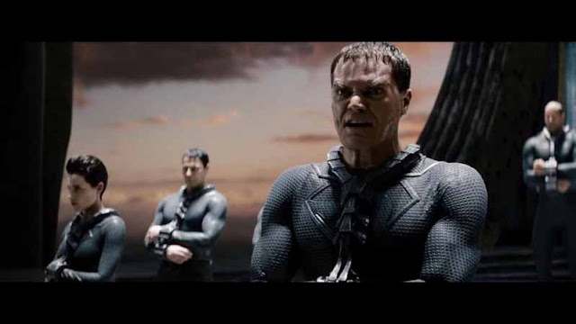 man of steel general zod in custody