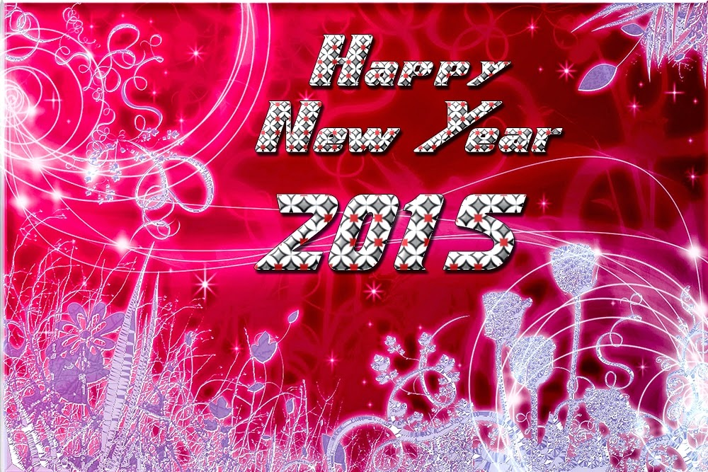 Latest Happy New Years Greetings Images 2015