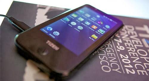 tizen smartphone samsung