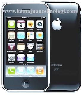 Harga handphone Apple iphone 3GS 8GB | Kemajuan Teknologi