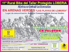11º RURAL BIKE DEL TALLER PROTEGIDO LOBERIA