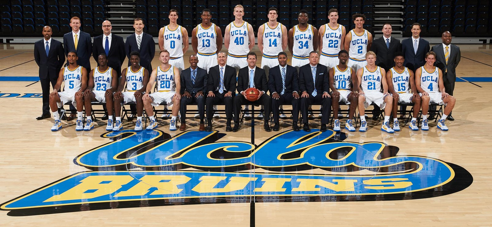 UCLA Bruins 2016-17