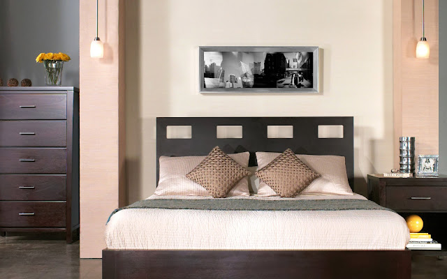 Download bedroom interior design wallpaper