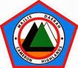 Jawatan Kerja Kosong Majlis Daerah Cameron Highlands logo